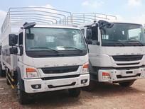 Giá xe tải Fuso tải trọng 7.2 tấn đóng thùng theo yêu cầu, ưu đãi lớn khi mua xe