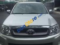 Bán Toyota Hilux 2.5E sản xuất 2011 số sàn, 380tr