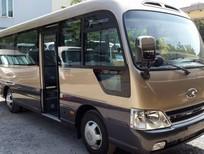 Xe khách County Trường Hải, động cơ Hyundai D4DD