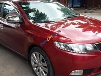Bán xe Kia Forte SX đời 2013, màu đỏ số sàn