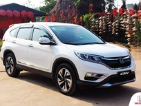 Cần bán xe Honda CR V đời 2017, màu trắng
