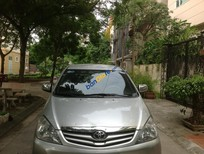 Cần bán xe Toyota Innova 2.0G nguyên bản, màu bạc, Sx cuối 2010, LH Ngân Hà 0916031448