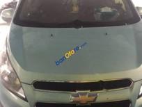 Cần bán Chevrolet Spark đời 2015, màu xanh lam