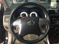Cần bán gấp Toyota Corolla altis 1.8AT đời 2013, màu đen, giá tốt