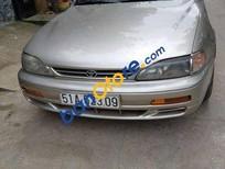 Bán Toyota Camry MT 1992, màu vàng