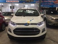 Bán Ford EcoSport Titanium 1.5AT năm sản xuất 2016, màu trắng, 585 triệu