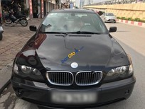 Cần bán BMW 3 Series 318i 2005, màu đen, xe nhập chính chủ