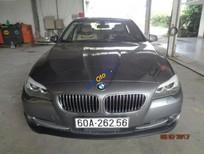 Cần bán BMW 5 Series 523i sản xuất 2011, màu xám, nhập khẩu xe gia đình