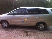 Bán Toyota Innova G đời 2006, màu bạc chính chủ