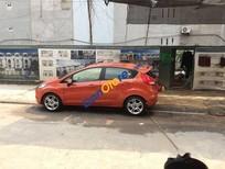 Chính chủ bán xe Ford Fiesta AT đời 2011, màu cam