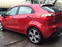 Bán ô tô Kia Rio 1.4AT năm 2014, màu đỏ, nội thất da đẹp, gầm bệ chắc chắn