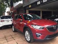 Bán ô tô Mazda CX 5 2.0AT năm 2015, odo 23.700km, xe đẹp