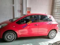 Cần bán gấp Toyota Yaris 2010, màu đỏ, xe nhà sử dụng, nữ chạy kỹ
