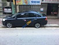 Bán Daewoo Gentra năm 2008, màu đen, xe gia đình đang đi