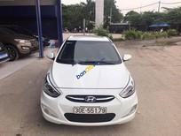Cần bán Hyundai Accent Blue sản xuất năm 2015, màu trắng, nhập khẩu nguyên chiếc chính chủ