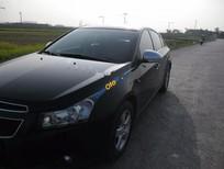 Cần bán lại xe Chevrolet Cruze LS 1.6MT đời 2011, màu đen