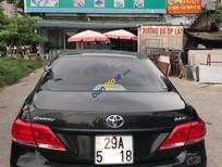 Cần bán gấp Toyota Camry 2.4G đời 2012, màu đen