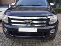 Cường Thịnh Auto cần bán Ford Ranger XLT 2.2L 4x4 MT đời 2012, màu đen, nhập