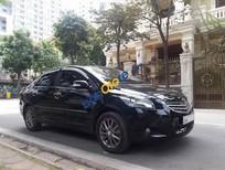 Cần bán xe Toyota Vios E đời 2012, màu đen, giá chỉ 328