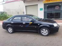 Bán Daewoo Lacetti EX 2004, màu đen chính chủ
