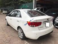 Bán Kia Cerato 1.6 AT năm 2009, màu trắng, nhập khẩu