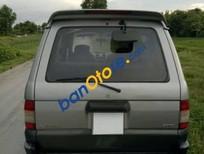 Cần bán Mitsubishi Jolie đời 2001, gia đình sử dụng kĩ