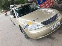 Bán Ford Mondeo 2.5 AT đời 2003, màu vàng