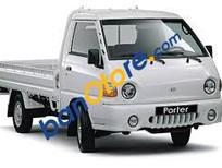 Hyundai Porter II 1 tấn xe nhập khẩu, không đẹp không lấy tiền, màu trắng và xanh