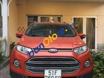 Bán xe cũ Ford EcoSport AT sản xuất 2016, màu đỏ