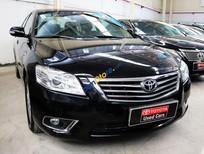 Bán xe Camry 2.4G sản xuất 2012 màu đen