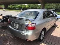 Cần bán xe Toyota Vios G sản xuất 2011, màu bạc số tự động