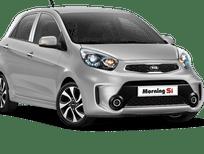 Cần bán xe Kia Morning đời 2019 màu bạc