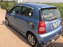 Bán ô tô Kia Morning đời 2005, màu xanh lam, xe nhập