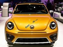 Bán Volkswagen New Beetle 2017, màu vàng, xe nhập. Đối thử Minicooper, Lh: 0978877754