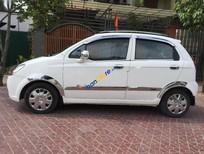 Bán xe Chevrolet Spark LT đời 2009, màu trắng