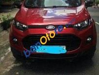Bán xe cũ Ford EcoSport AT sản xuất 2016, màu đỏ số tự động, giá 590tr