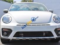 Bán xe Volkswagen new Beetle năm 2017, màu trắng, nhập khẩu. Nhận đặt cọc xe