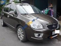 Cần bán Kia Carens AT đời 2013, màu xám số tự động