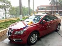 Chính chủ bán xe Chevrolet Cruze MT đời 2016, màu đỏ