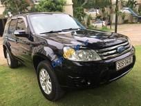 Cần bán lại xe Ford Escape AT năm sản xuất 2009, màu đen số tự động
