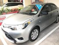 Bán Toyota Vios J đời 2014, màu bạc số sàn, 470 triệu