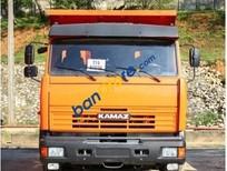 Xe ben Kamaz 15 tấn mới 2016 nhập khẩu, Kamaz 65115 (6x4) tại Bình Dương và Bình Phước