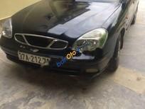 Bán xe Daewoo Nubira 2000, màu đen, giá 85tr