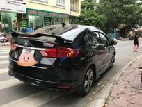 Cần bán lại xe Honda City 1.5 CVT năm 2016, màu đen chính chủ