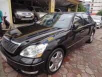 Bán Lexus LS 430 sản xuất 2005, màu đen, nhập khẩu, giá chỉ 795 triệu