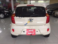 Cần bán lại xe Kia Morning 2011, màu kem (be), nhập khẩu nguyên chiếc số tự động