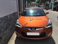 Bán xe Hyundai Veloster AT sản xuất 2011, màu vàng