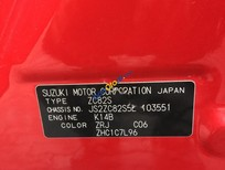Bán xe Suzuki Swift 1.4 AT đời 2013, màu đỏ, nhập khẩu