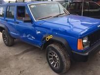 Bán ô tô Jeep Cherokee 1992, màu xanh lam, nhập khẩu