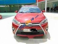 Bán ô tô Toyota Yaris AT đời 2010, màu đỏ số tự động,
